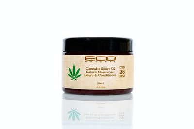 Cannabis Sativa Oil Natural Leave-In Conditioner