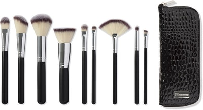 Morphe 9 Piece Vegan Brush Set