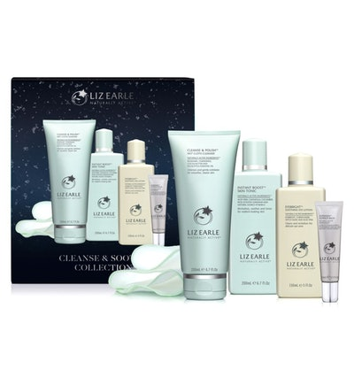 Liz Earle Cleanse & Soothe Collection
