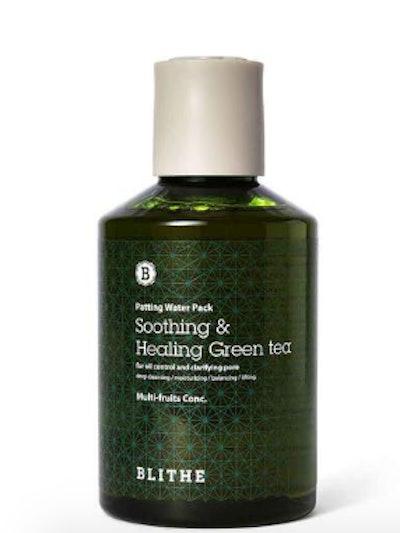 Blithe Patting Splash Mask - Soothing Green Tea
