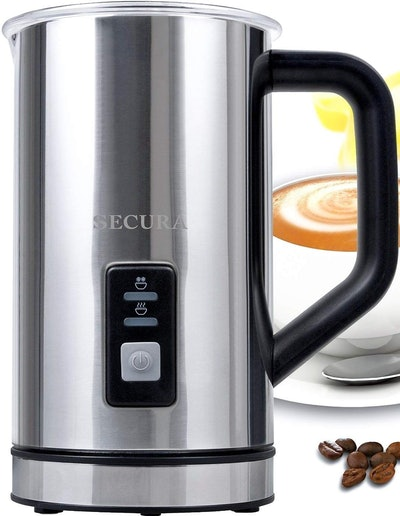 Secura Automatic Milk Frother and Warmer