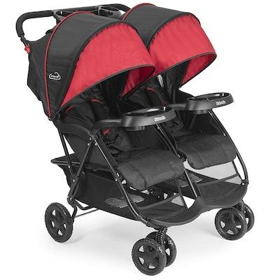 Kolcraft Plus Lightweight Double Stroller