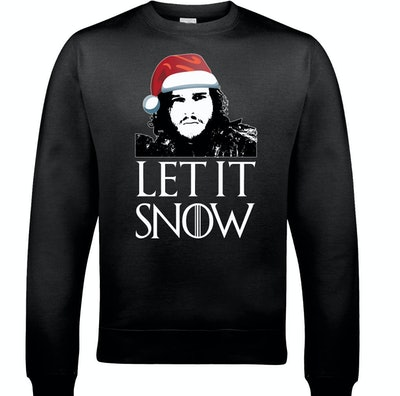 Let It Snow Christmas Sweatshirt