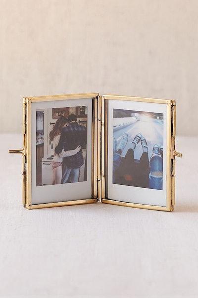 Amelia Foldable Glass Display Frame