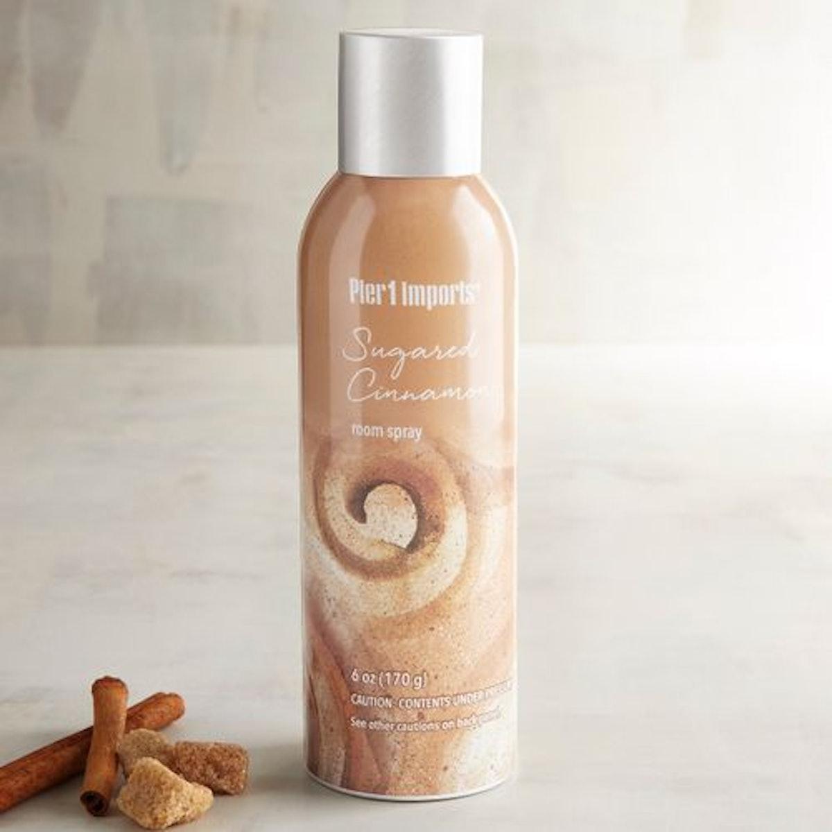 Pier 1 Sugared Cinnamon Room Spray