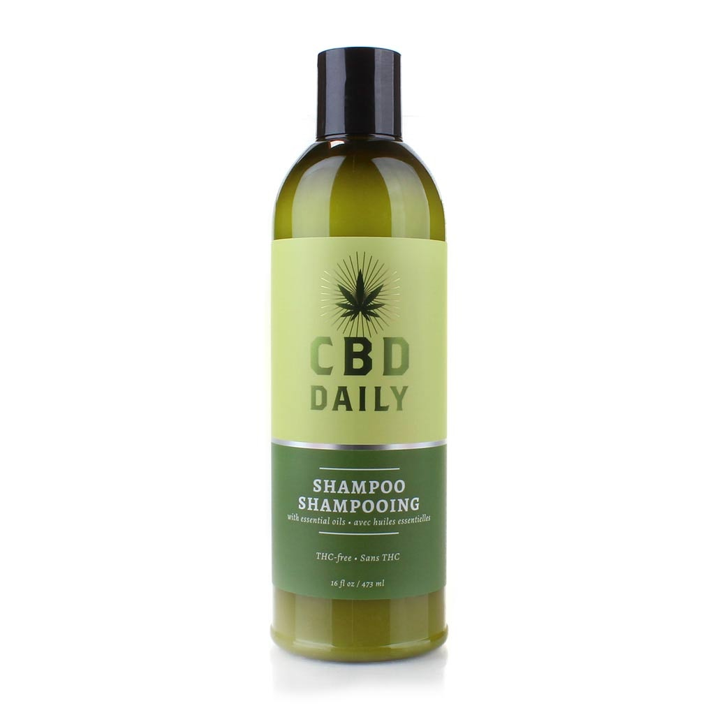 CBD Oil Hair Products Might Be The Secret To Longer