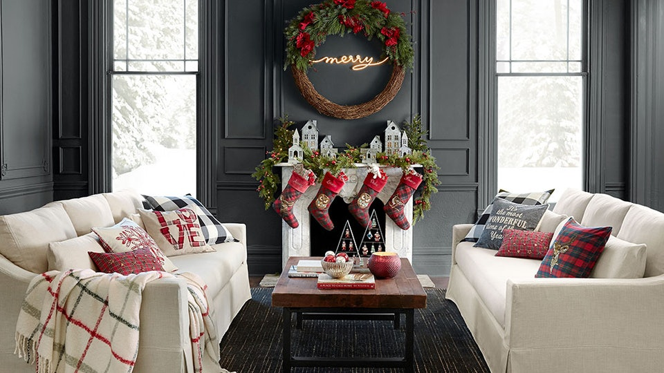 Pottery Barn S Black Friday Deals Include Everything From Holiday Decor To Fuzzy Slippers Foosball Tables More