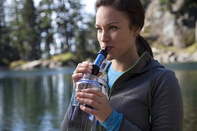 Sawyer Products Water Filtration Straw