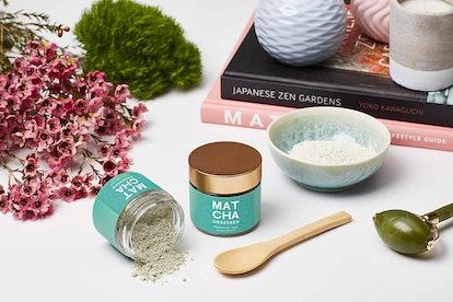 Matcha Obsessed All Natural Organic Matcha Green Tea Clay Mask
