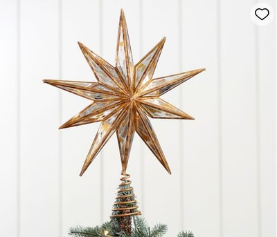 Mirrored Star Topper