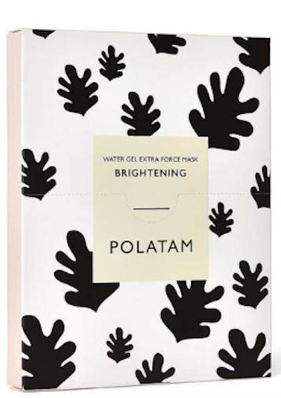 Polatam Water Gel Extra Force Brightening Sheet Mask