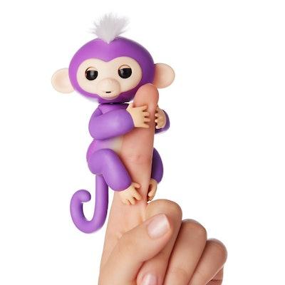 WowWee Fingerlings Interactive Monkey Toy