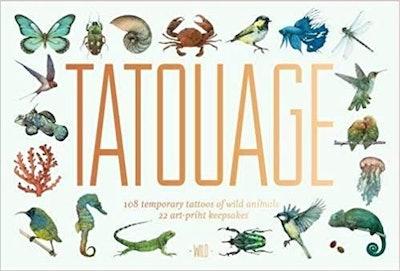 Tatouage—Wild Animals