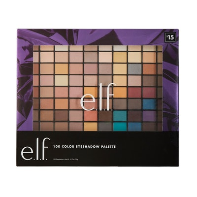 e.l.f. Holiday 100 Color Eyeshadow Palette