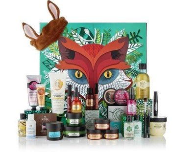 The Body Shop 25 Days Of Enchantment Ultimate Advent Calendar