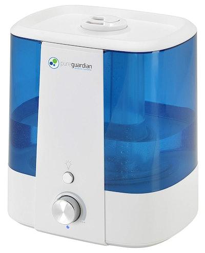 PureGuardian Ultrasonic Cool Mist Humidifier