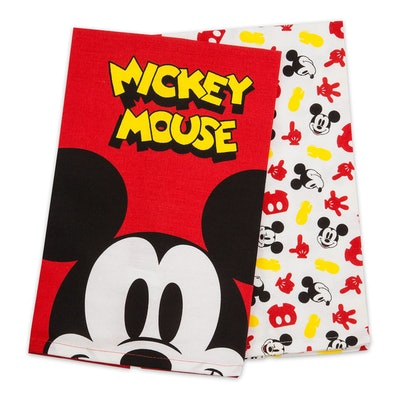 Mickey Mouse Kitchen Towel Set