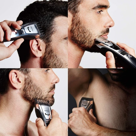 Panasonic Body And Beard Trimmer