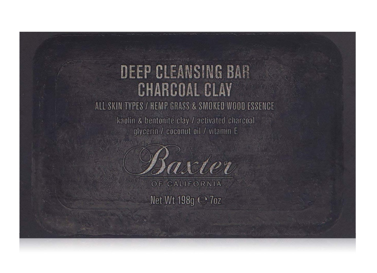 Baxter Of California Charcoal Cleansing Bar