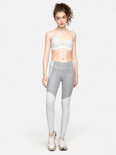 Outdoor Voices Two-Tone Leggings