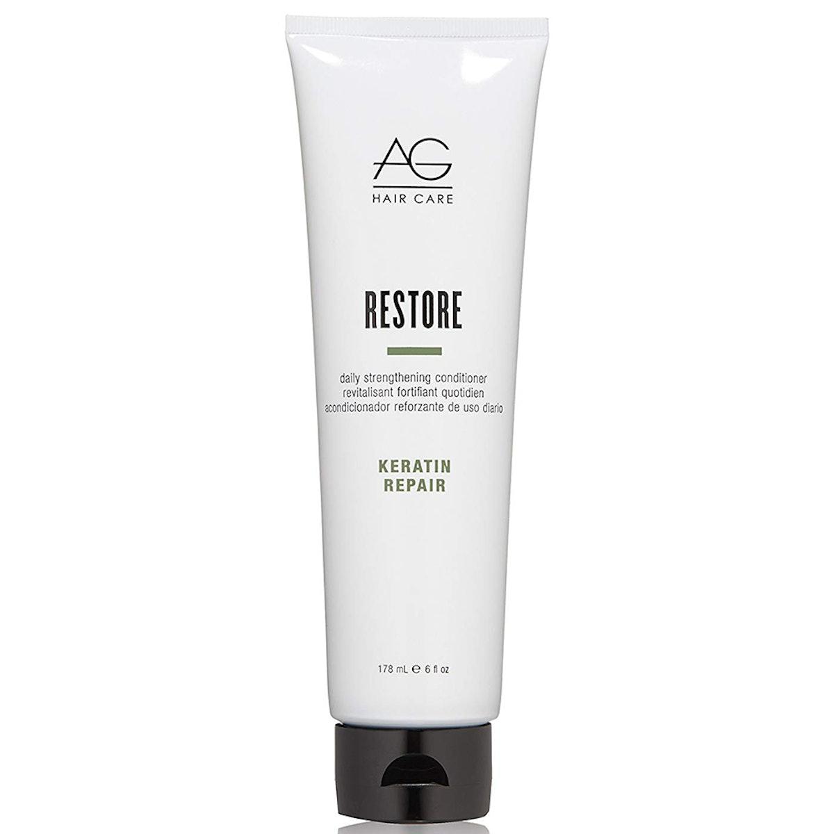 AG Hair Keratin Repair Restore Daily Strengthening Conditioner