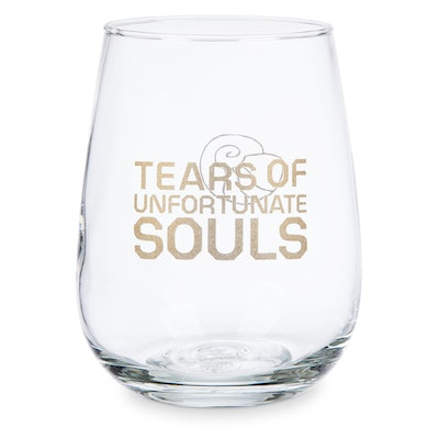 Ursula Stemless Wine Glass