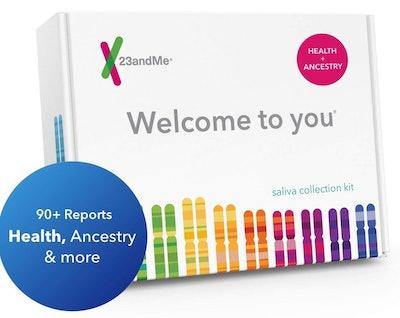 23 & Me DNA Test