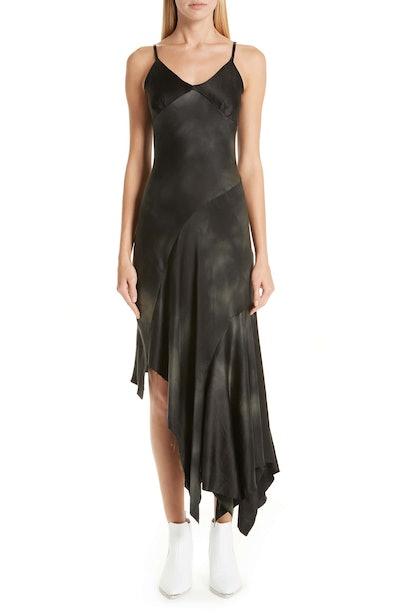 Marques'Almeida Tie Dye Silk Dress