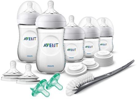 Philips Avent Natural Baby Bottle Newborn Starter Gift Set