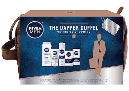 Nivea for Men Sensitive Collection 5-Piece Gift Set
