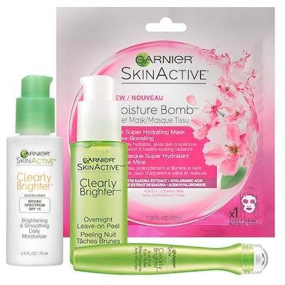 Garnier SkinActive Glow Boosting Kit