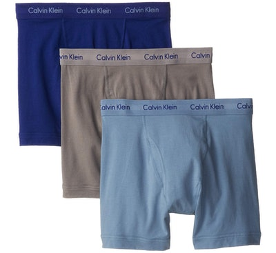 Calvin Klein 3-Pack Men's Boxer Briefs