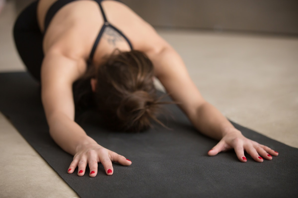 These Back & Shoulder Stretches Will Save Your Achy, Breaky New Mom Neck