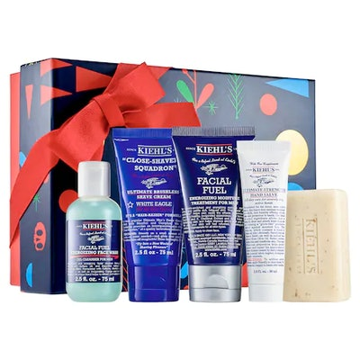 Kiehl's Men's Grab & Go Essentials
