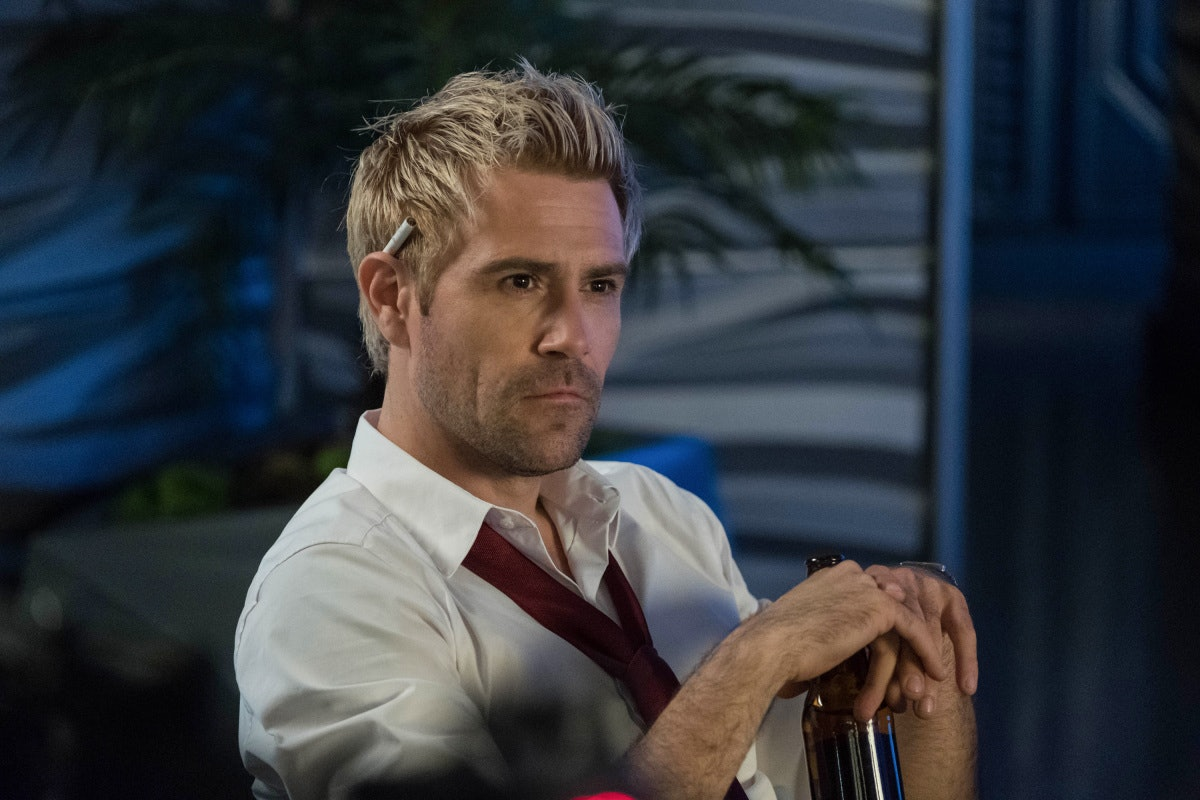 Is John Constantine On 'Legends Of Tomorrow' Connected To The NBC ...