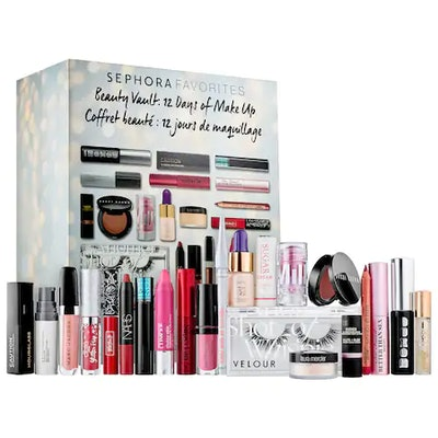 Beauty Vault: 12 Days Of Makeup