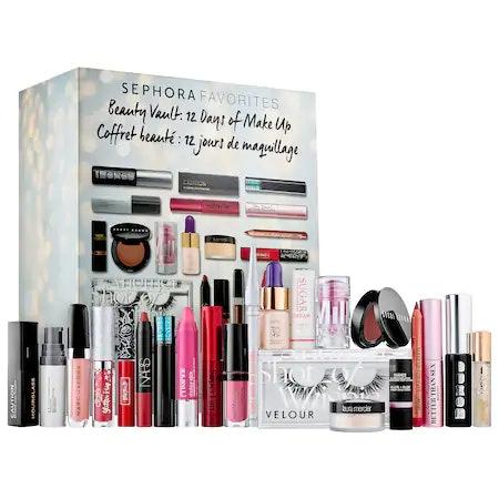 Beauty Vault: 12 Days Of Makeup
