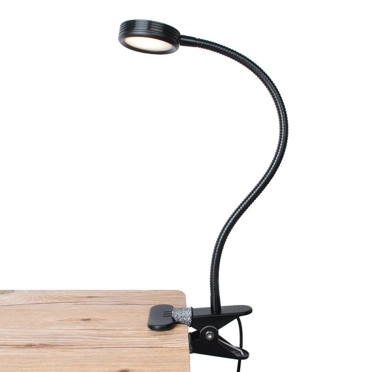 LEPOWER Clip-On Lamp