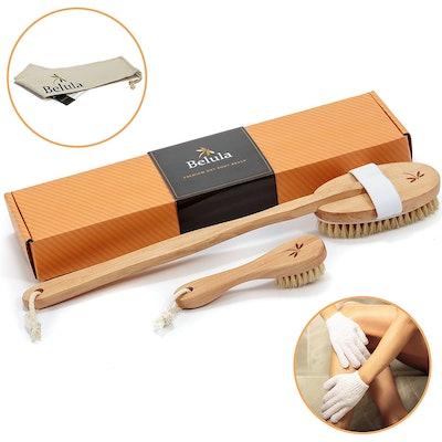 Belula Dry Brushing Set