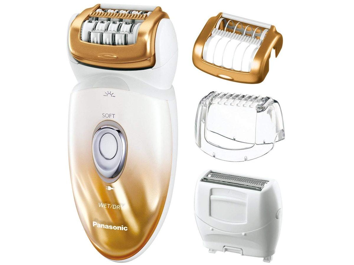 Panasonic Multi-Functional Shaver And Epilator