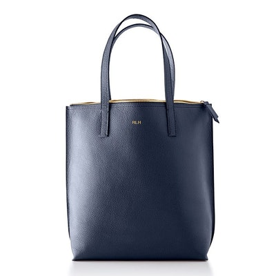 Daily Leather Tote