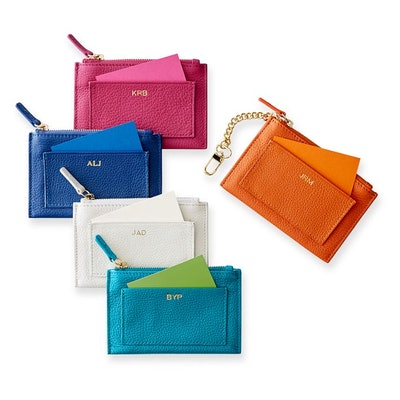Vivid Zip Card Case