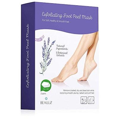 AsaVea Exfoliating Foot Peel