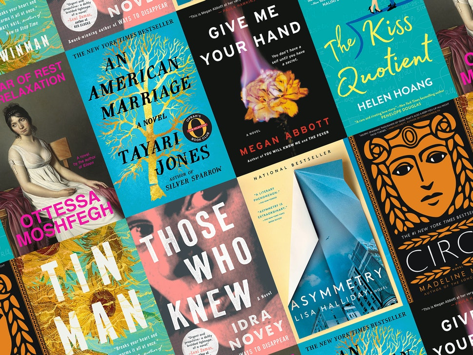 The 30 Best Fiction Books Of 2018