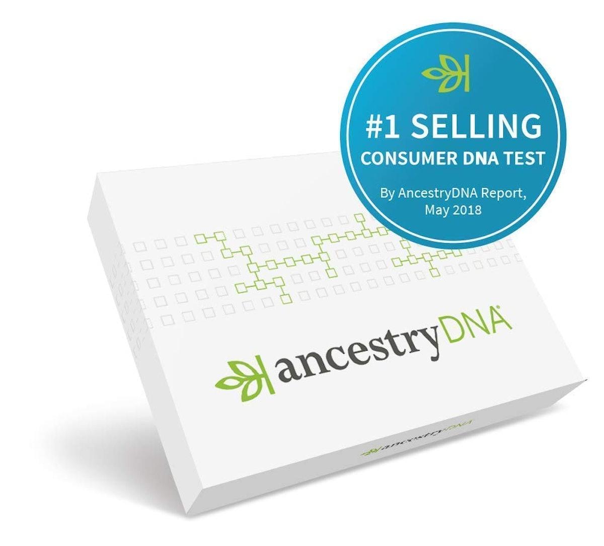 Ancestry DNA Genetic Testing Kit