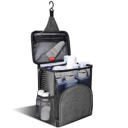 KUSOOFA Shower Caddy Tote Bag