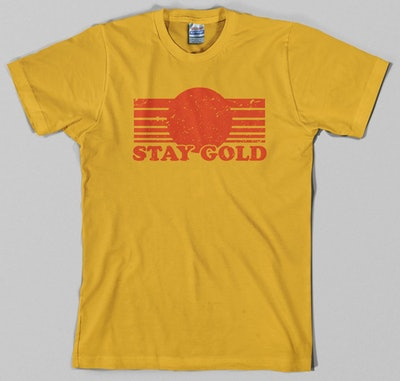 'Stay Gold' T-Shirt