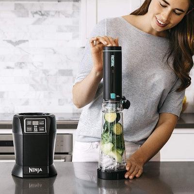 Nutri Ninja Blender with FreshVac Technology