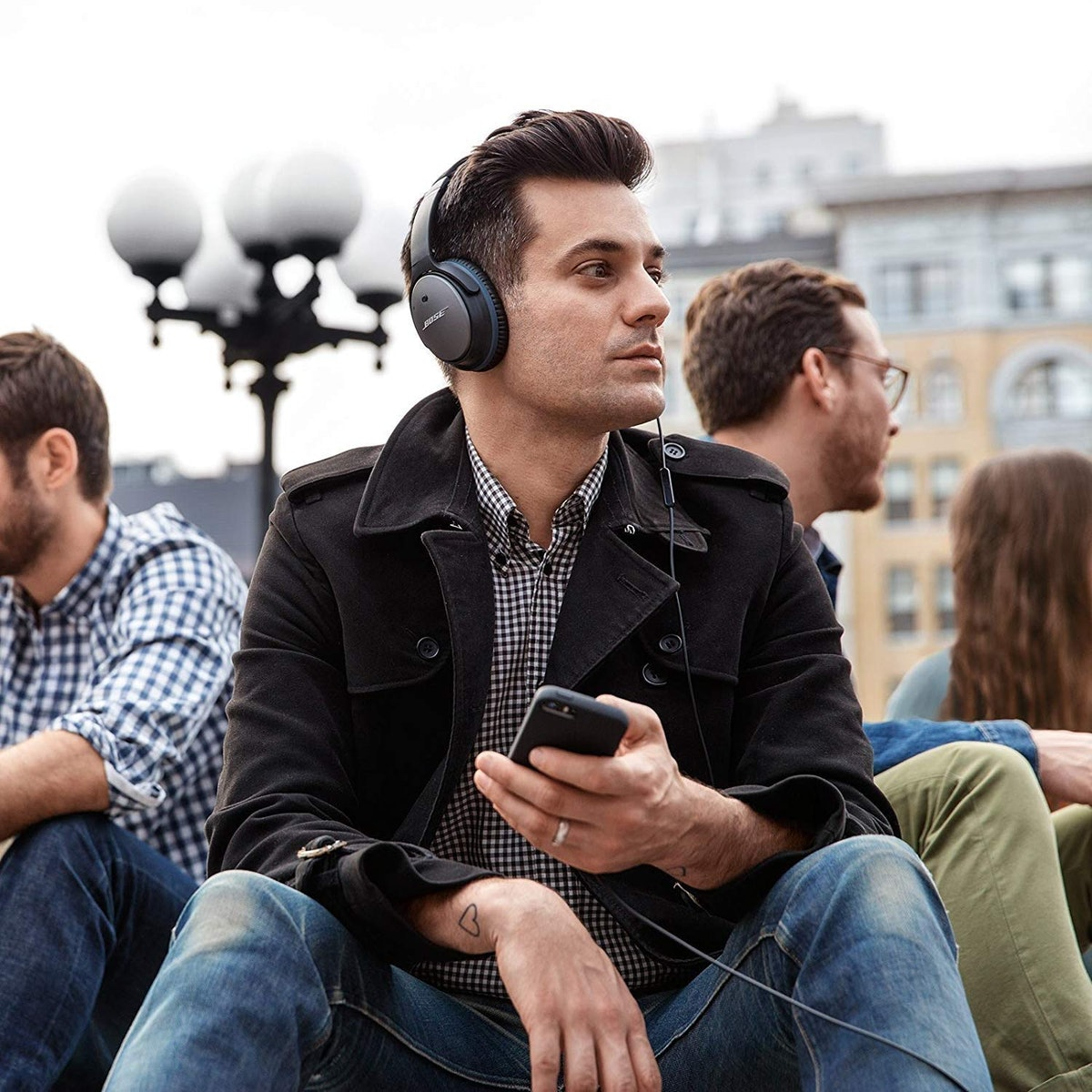 Bose QuietComfort Noise-Canceling Headphones