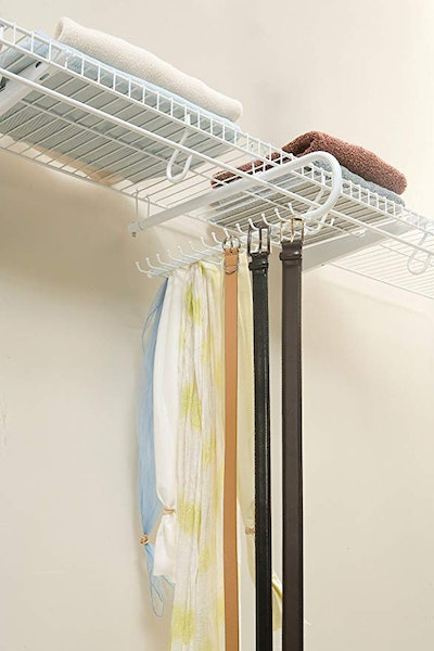 Rubbermaid Configurations 30-Hook Tie and Belt Organizer